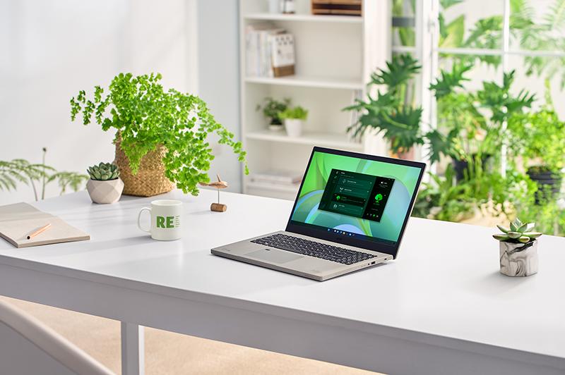 Acer Aspire Vero (AV15-51) Green Laptop