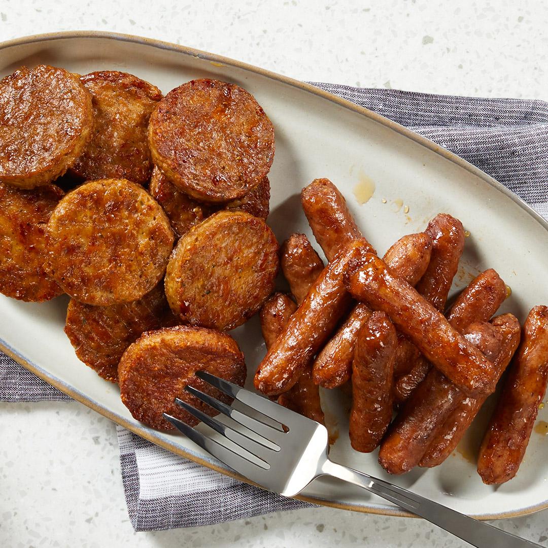 Beyond Meat now has breakfast links and patties