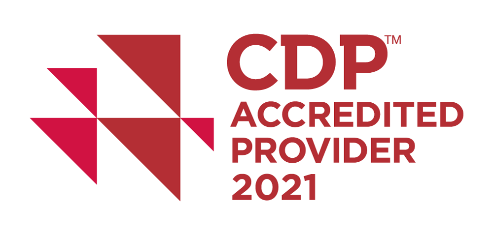 CDP Accredited Provider 2021