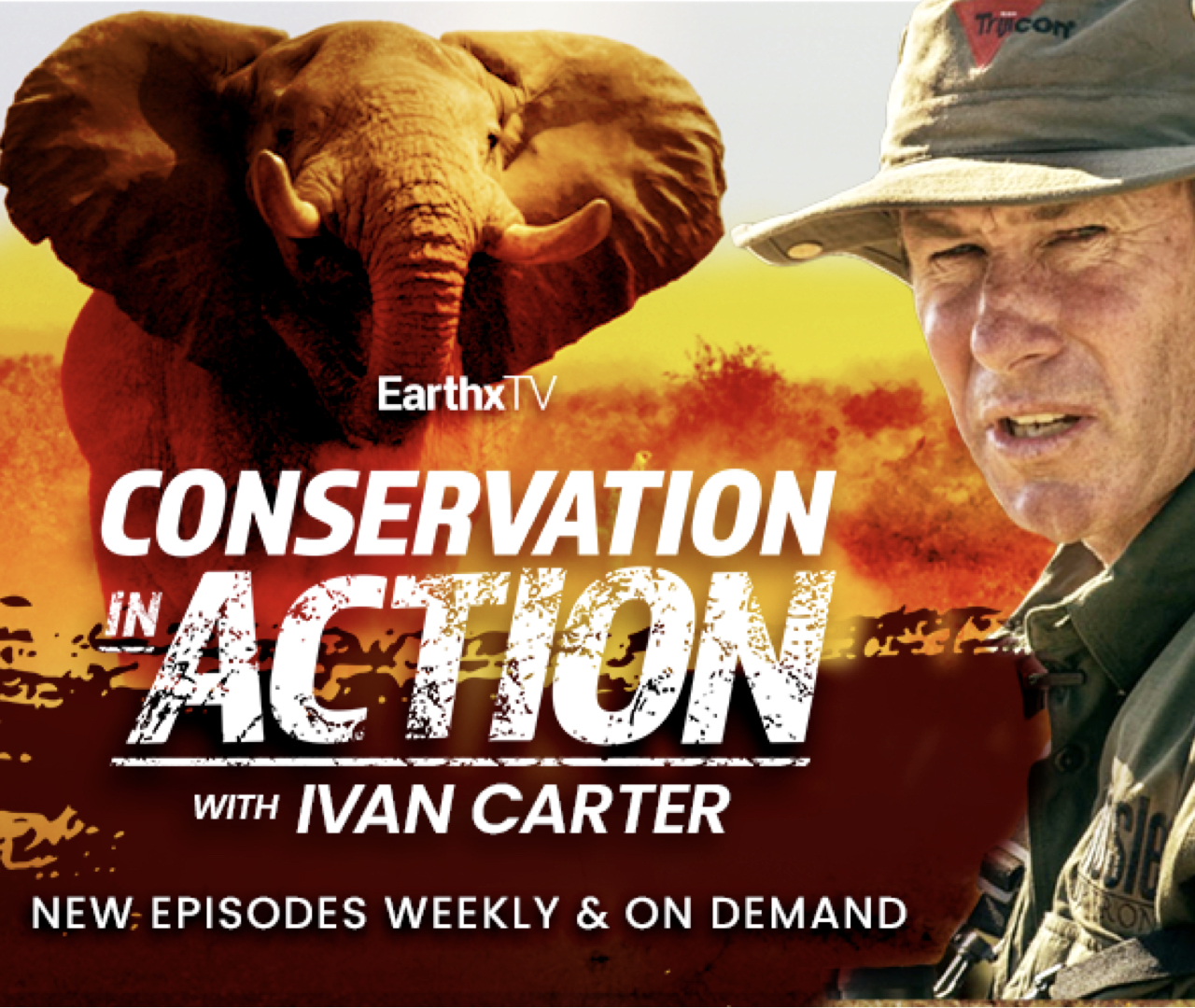 Conservation  in Action with Ivan Carter