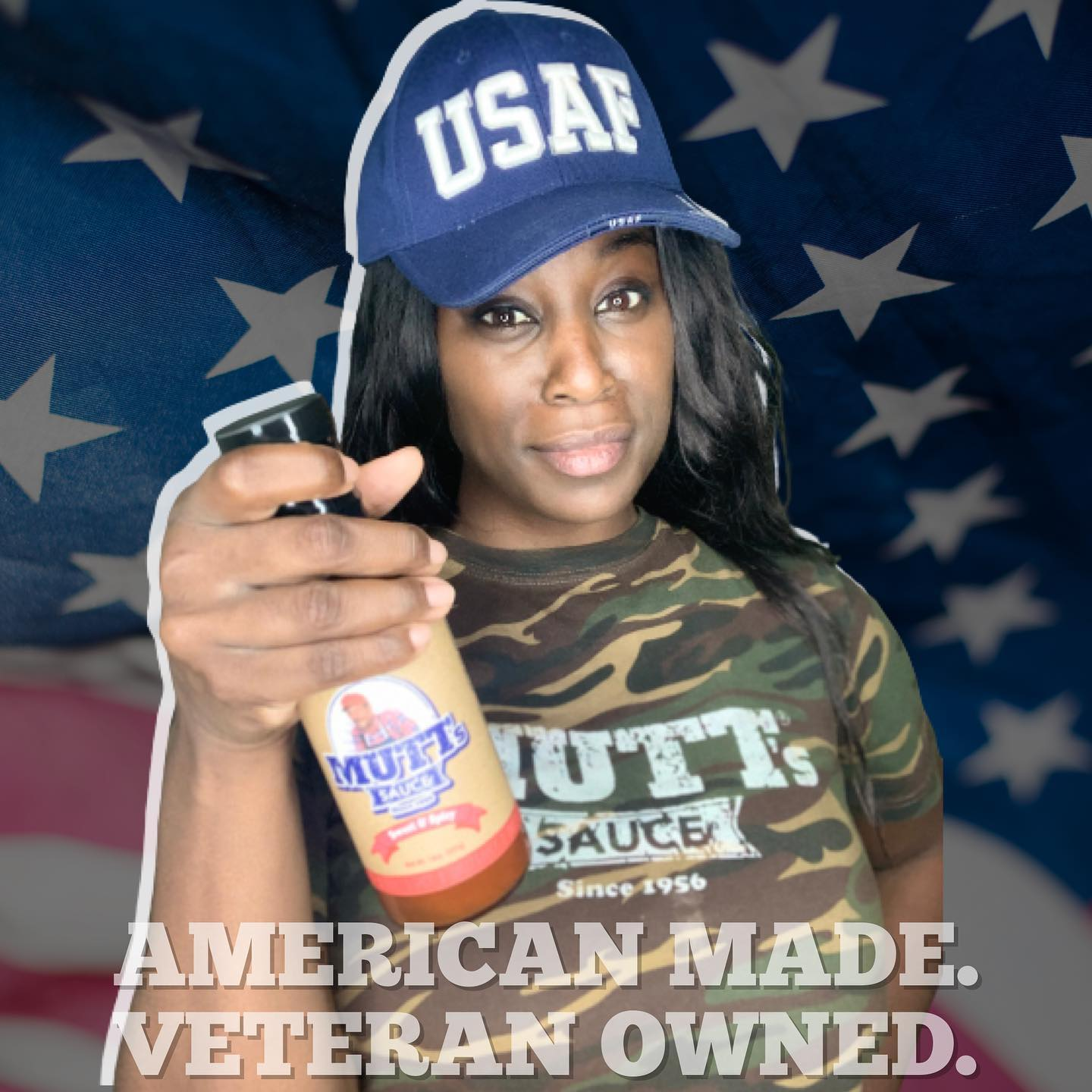 Charlynda Scales, co-founder and CEO of Mutt's Sauce