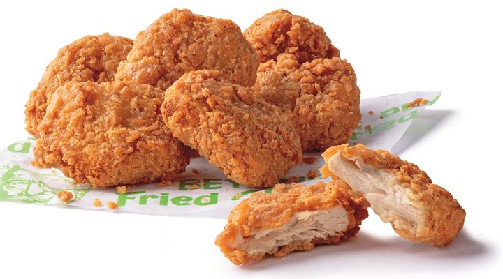 """""""chicken"""" Nuggets"""
