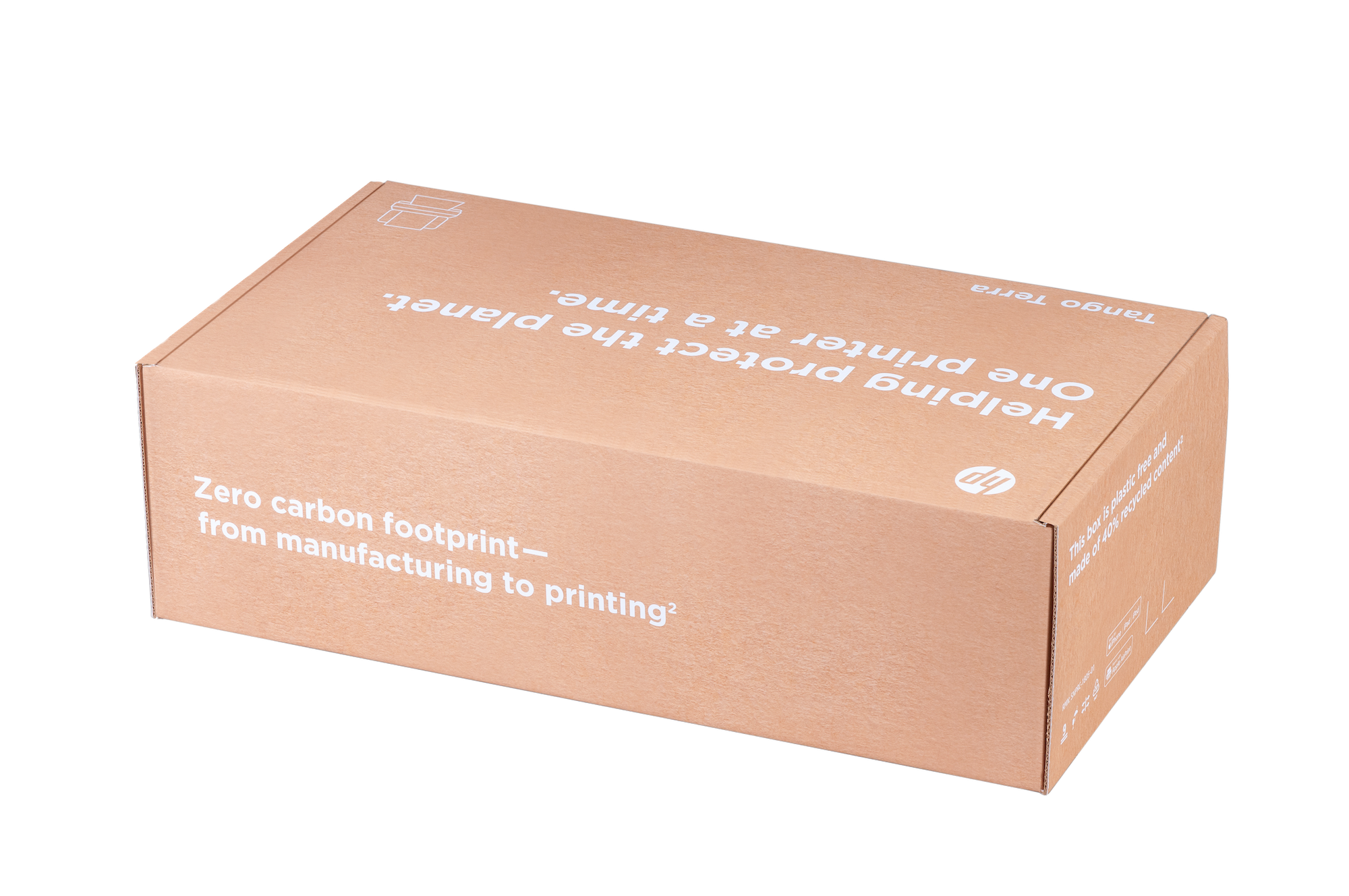 HP Tango Terra printer packaging