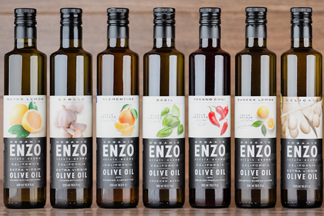 Enzo's Table has a wide range of olive oils perfect for just about any recipe