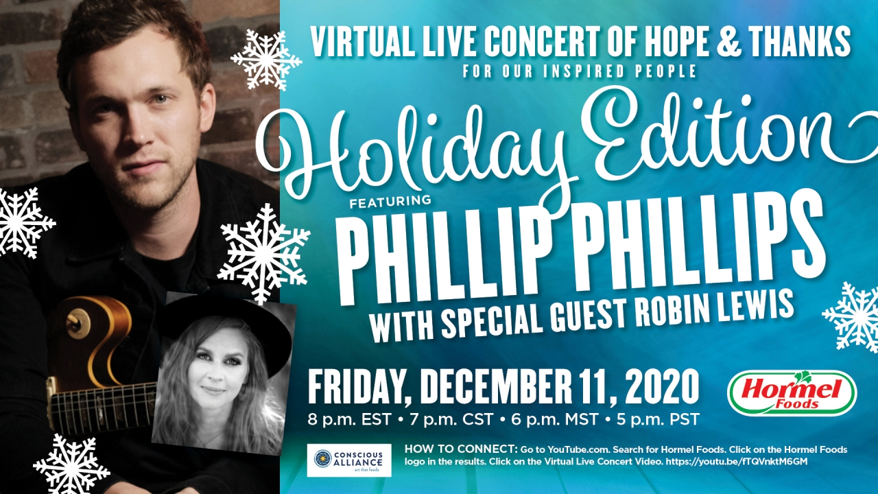 Holiday concert banner image