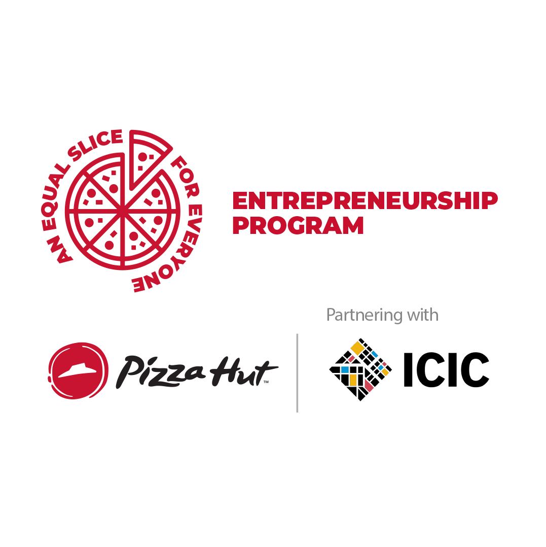Pizza Hut's Equal Slice Entrepreneurship Program logo