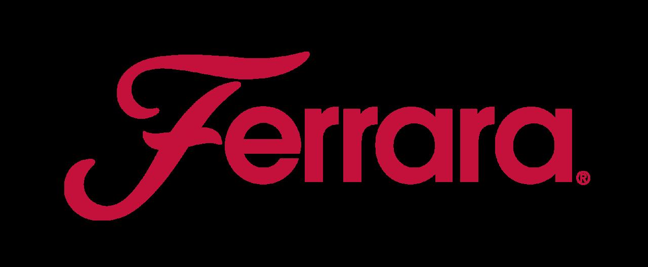 Ferrara company logo
