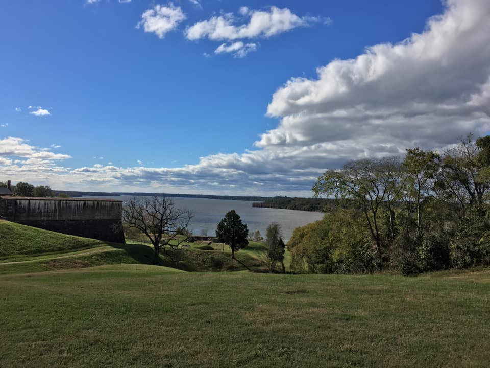 Fort Washington offers spectacular views of the Potomac and a window into U.S. history