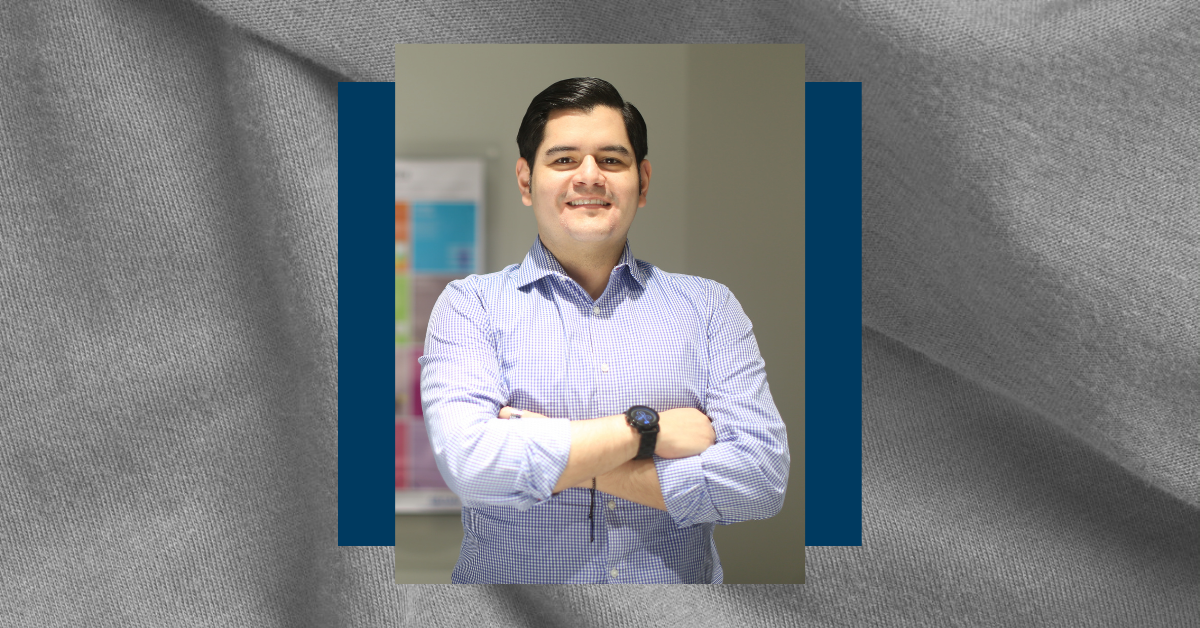 German Reyes, Senior Manager of Social Compliance at Gildan