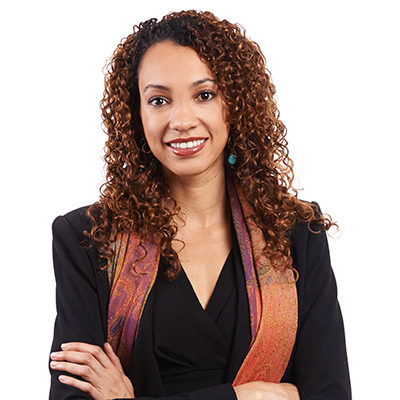 Gina Clayton-Johnson, the founder of Essie Justice Group,