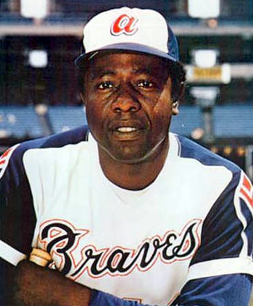 The late Hank Aaron (Image credit: Wiki Commons)