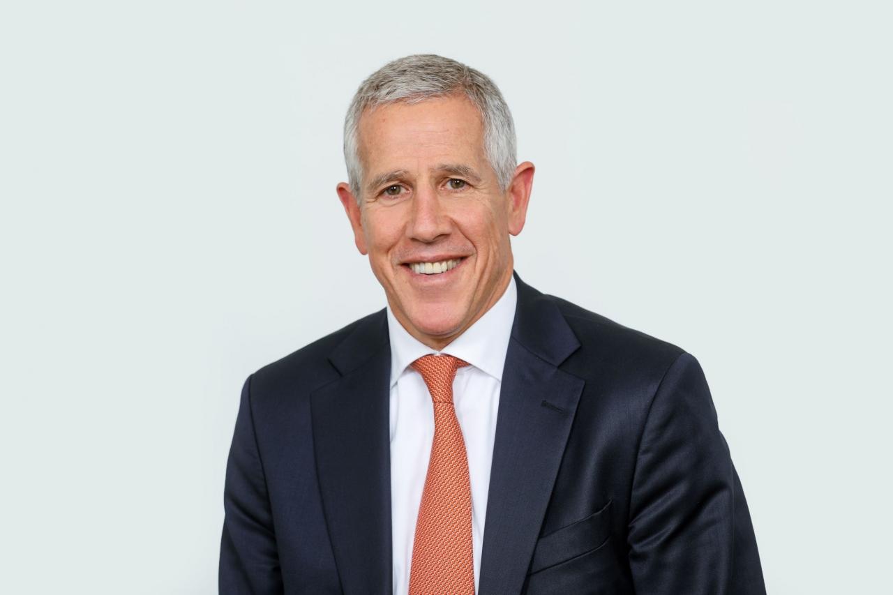 Photo of Hendrik du Toit, CEO of Ninety One