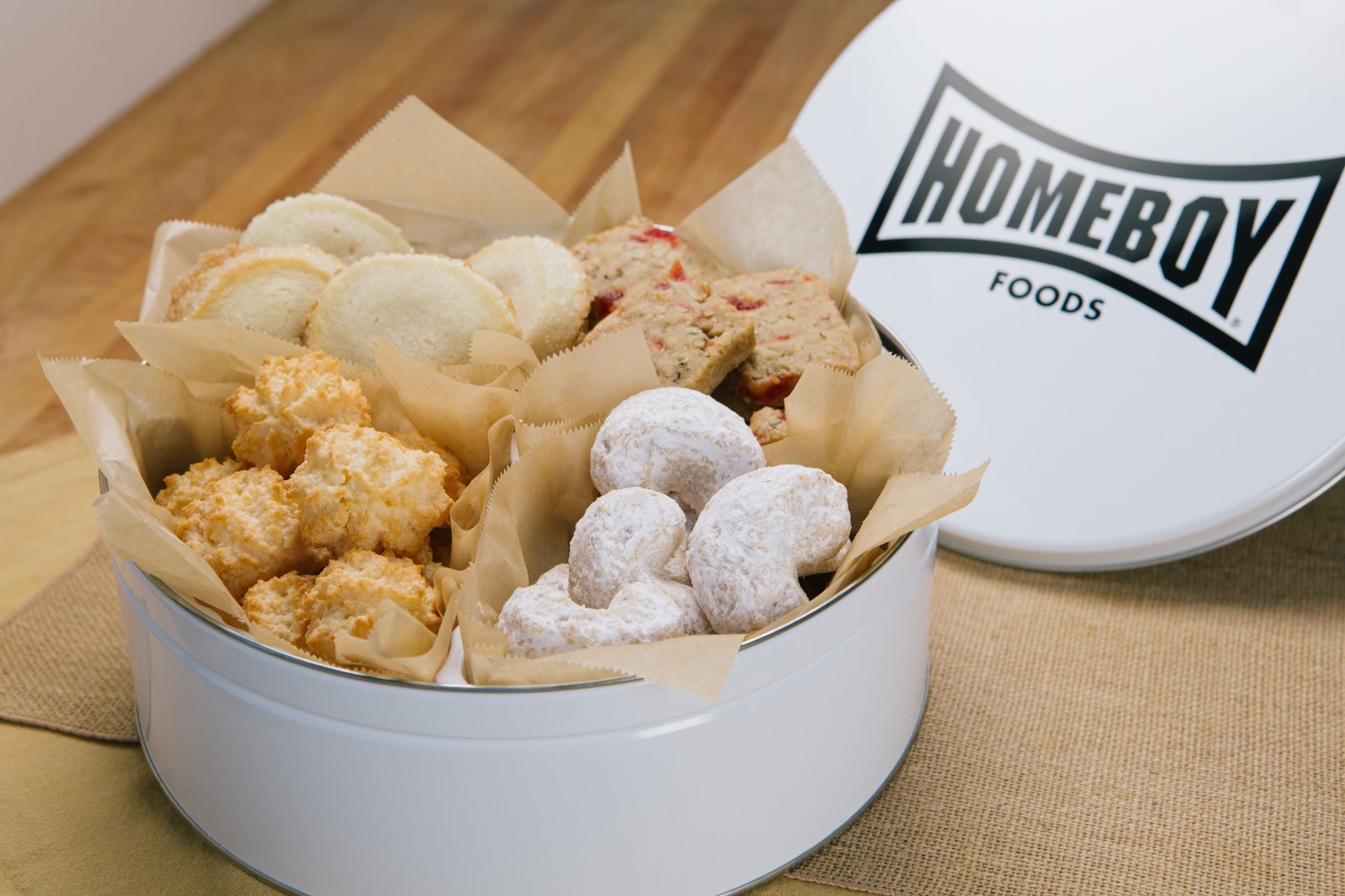 Homeboy Industries baked goods