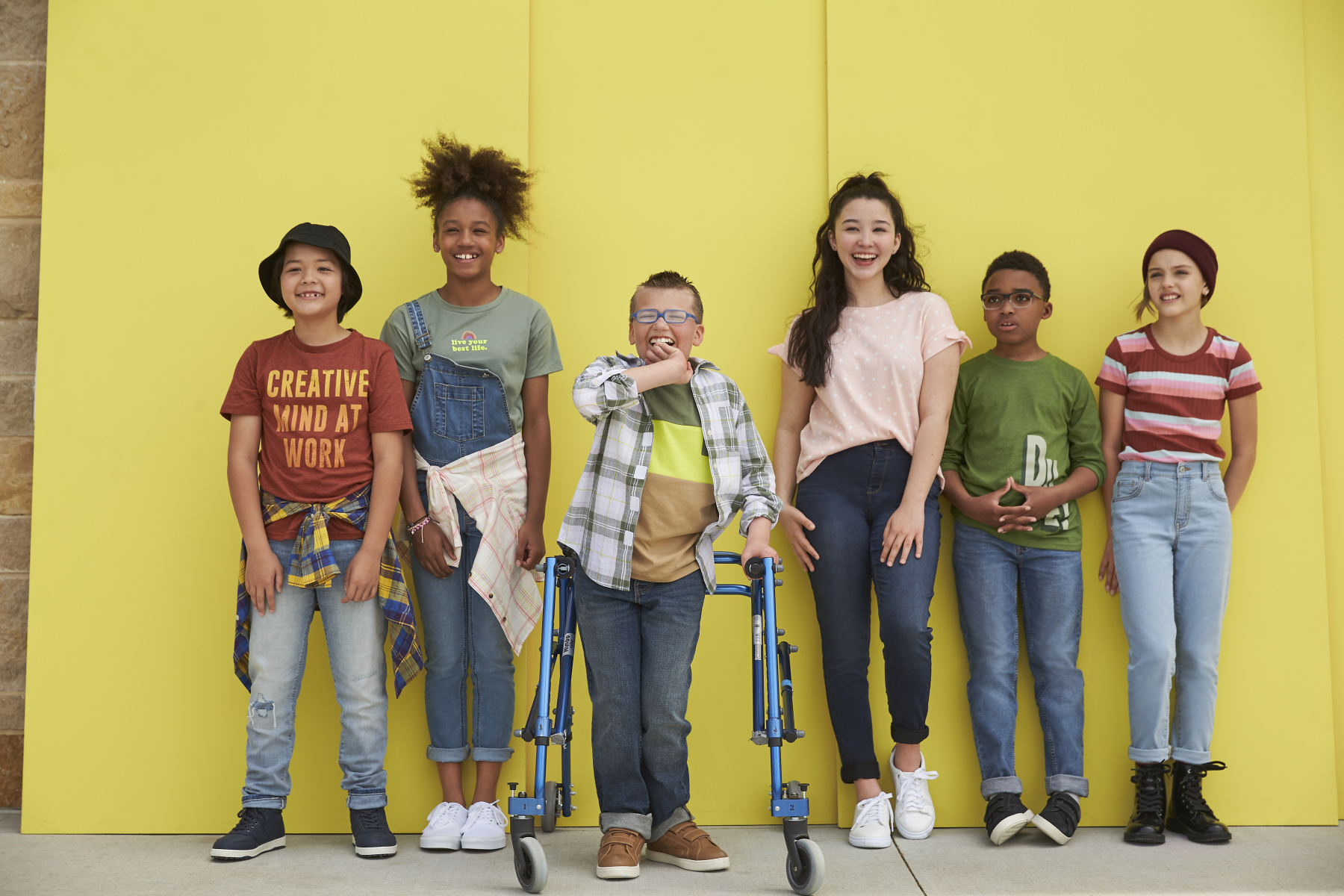 JCPenney to introduced Thereabouts, an apparel line featuring adaptive clothing options for disabled and neurodiverse children.