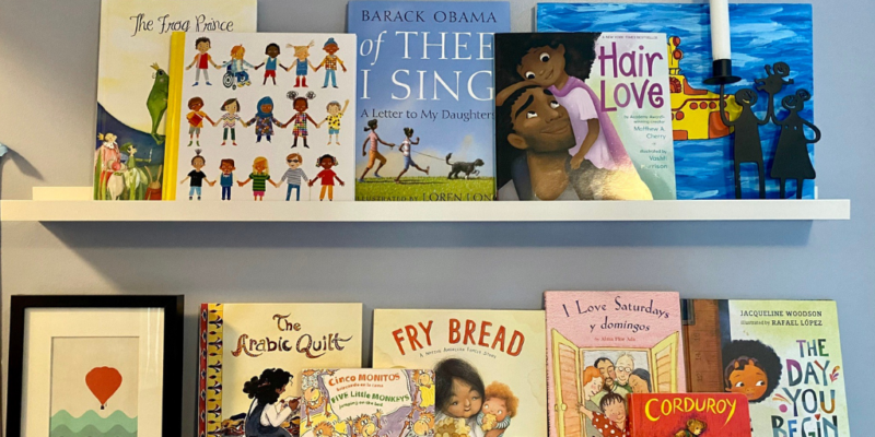 Employee Nonprofit Fights Bias With Books