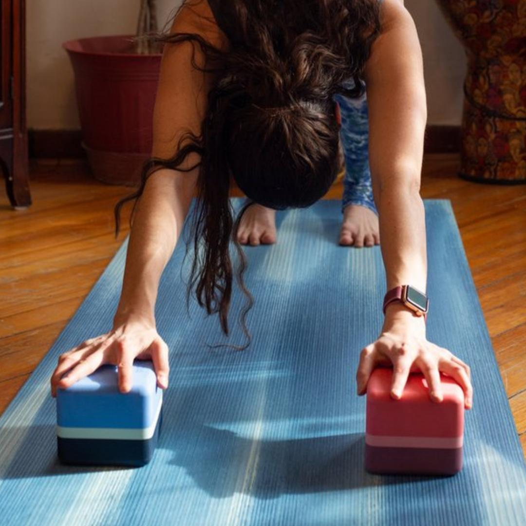 Manduka offers a wide range of eco-friendly yoga mats and accessories