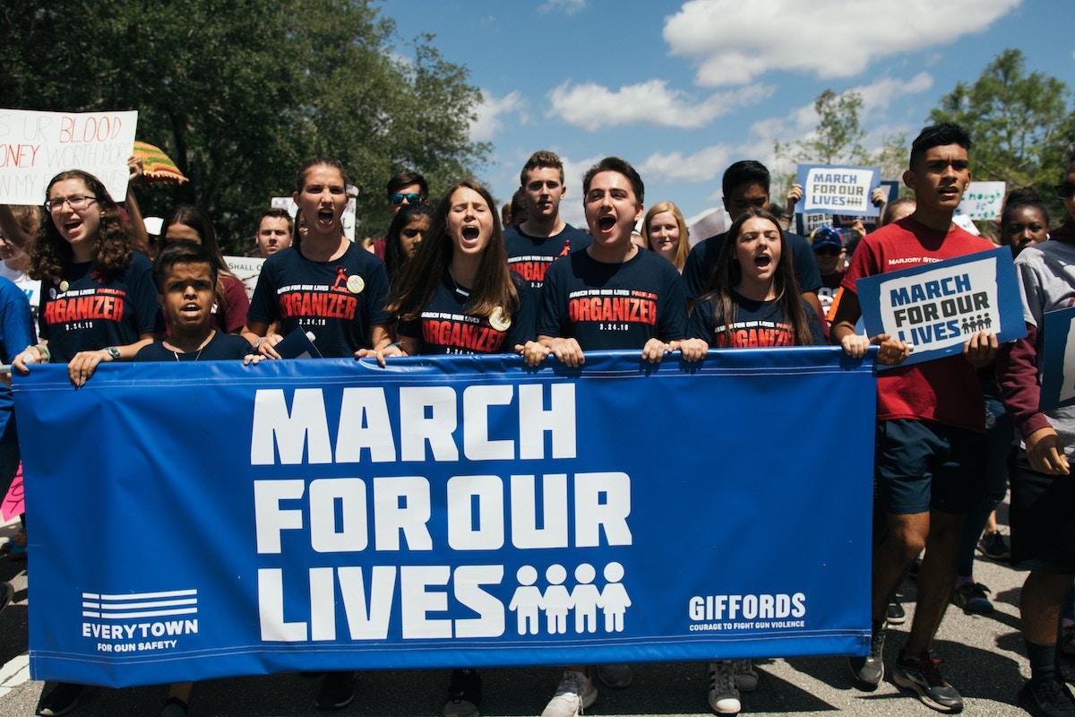 March For Our Lives Parkland activism