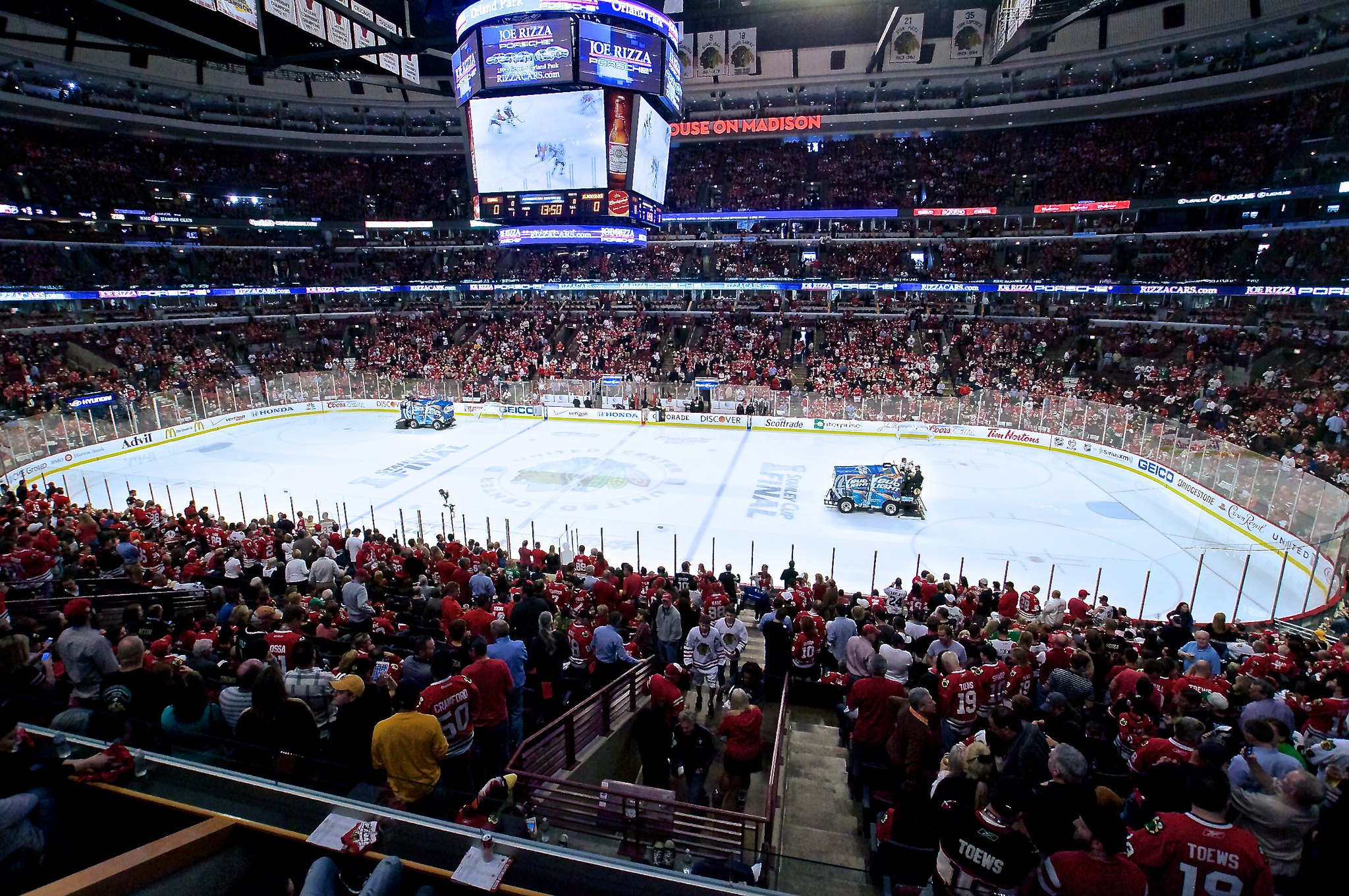 NHL hockey Chicago Blackhawks