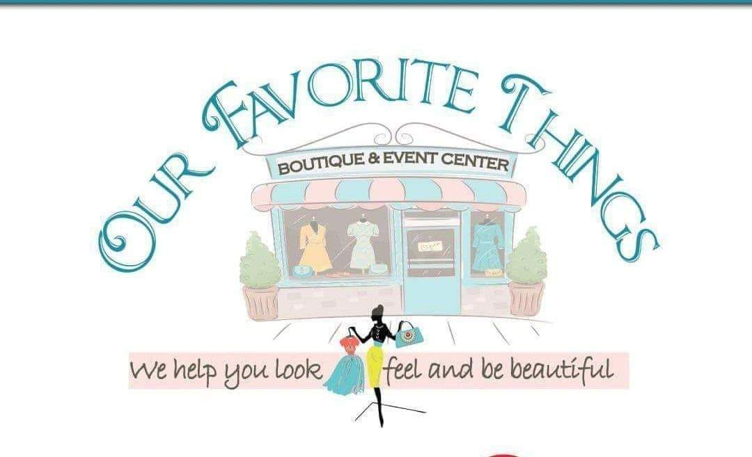 Our Favorite Things Boutique has two locations in Cleveland, OH