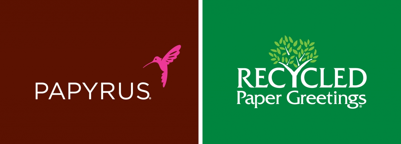 Papyrus-Recycled Paper Greetings logo