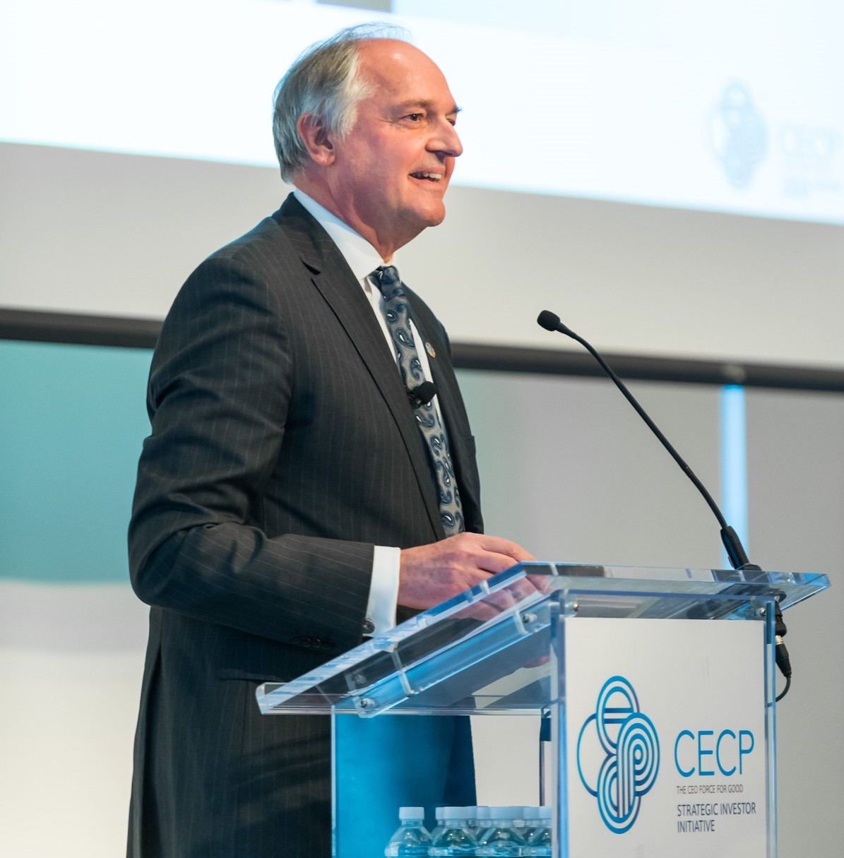 Paul Polman wants to disrupt short-termism