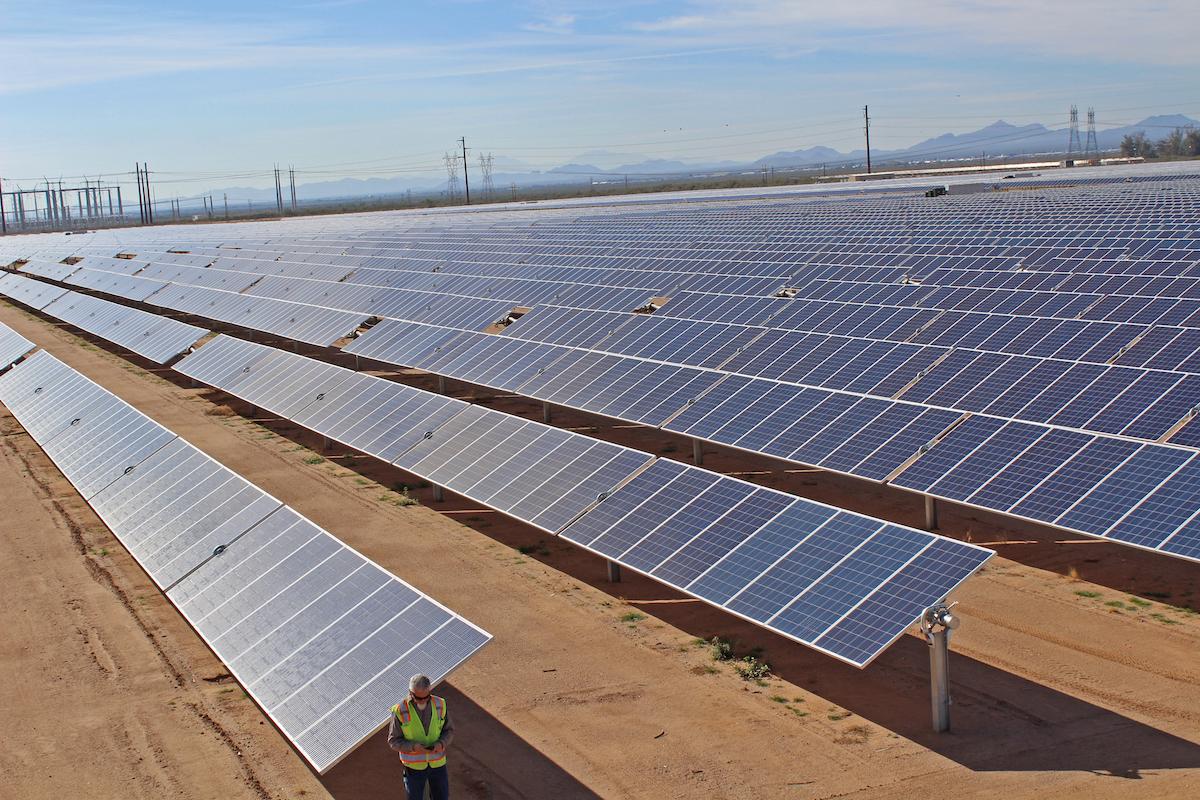 PayPal Solar Array