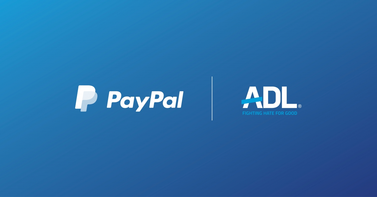 PayPal and ADL logos