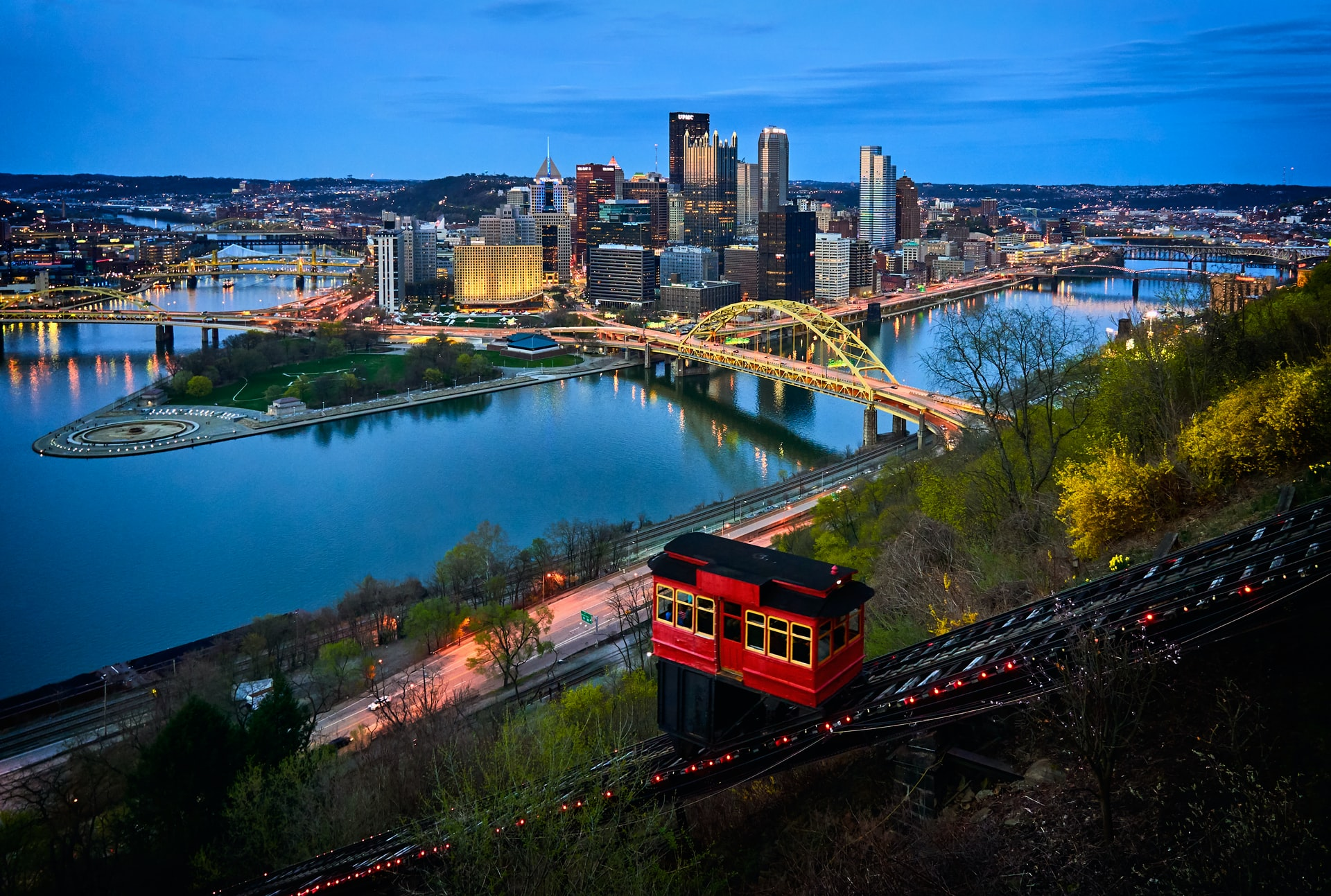 Pittsburgh is also taking a stand on fossil fuels