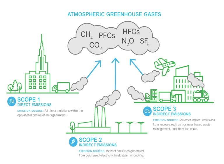 sustainability infographic