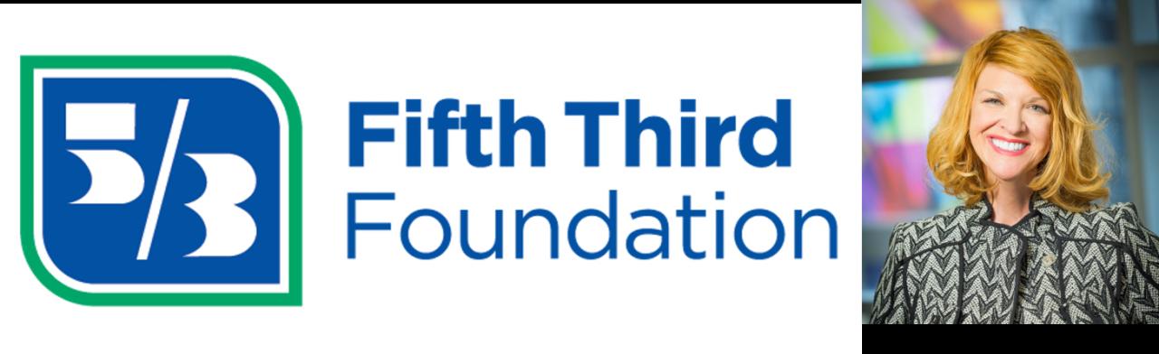 Fifth Third logo with headshot