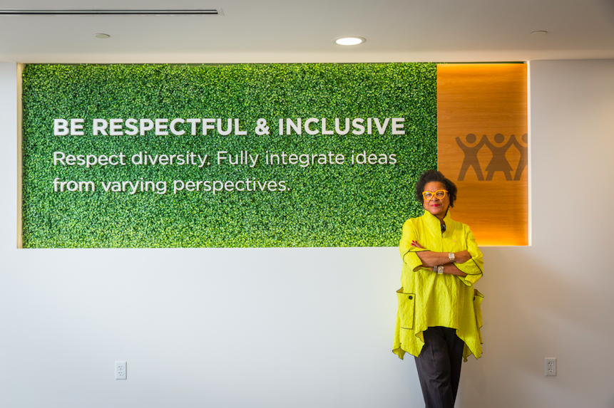 Image of Stephanie A. Smith, senior vice president and chief inclusion and diversity officer, Fifth Third Bank