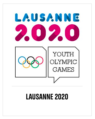 Lausanne 2020 youth olympic games logo