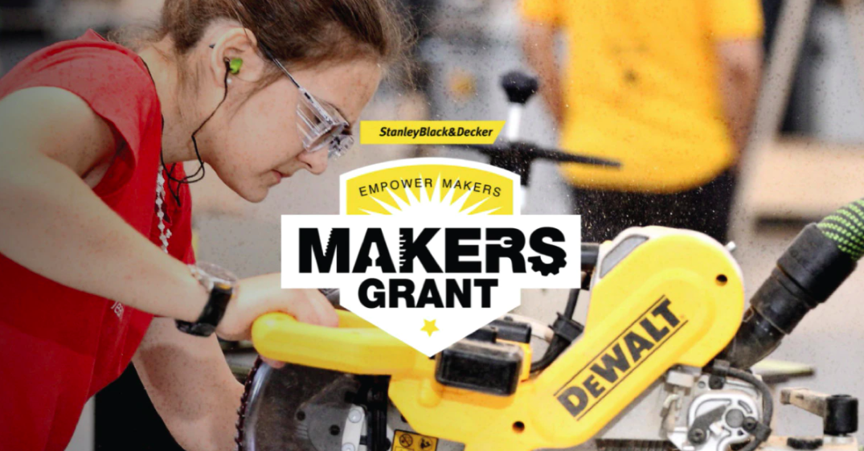 """Empower Makers: Maker's Grant"" banner image"