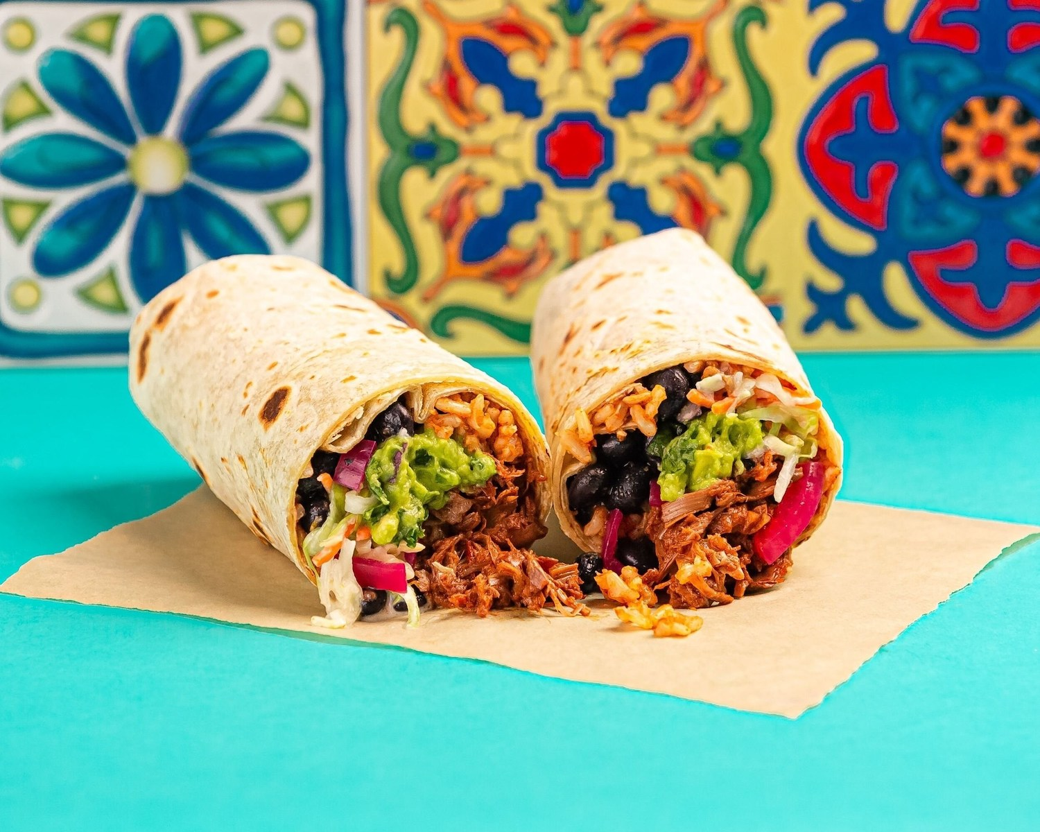 Veggie Grill delivery-only Mexican restaurant