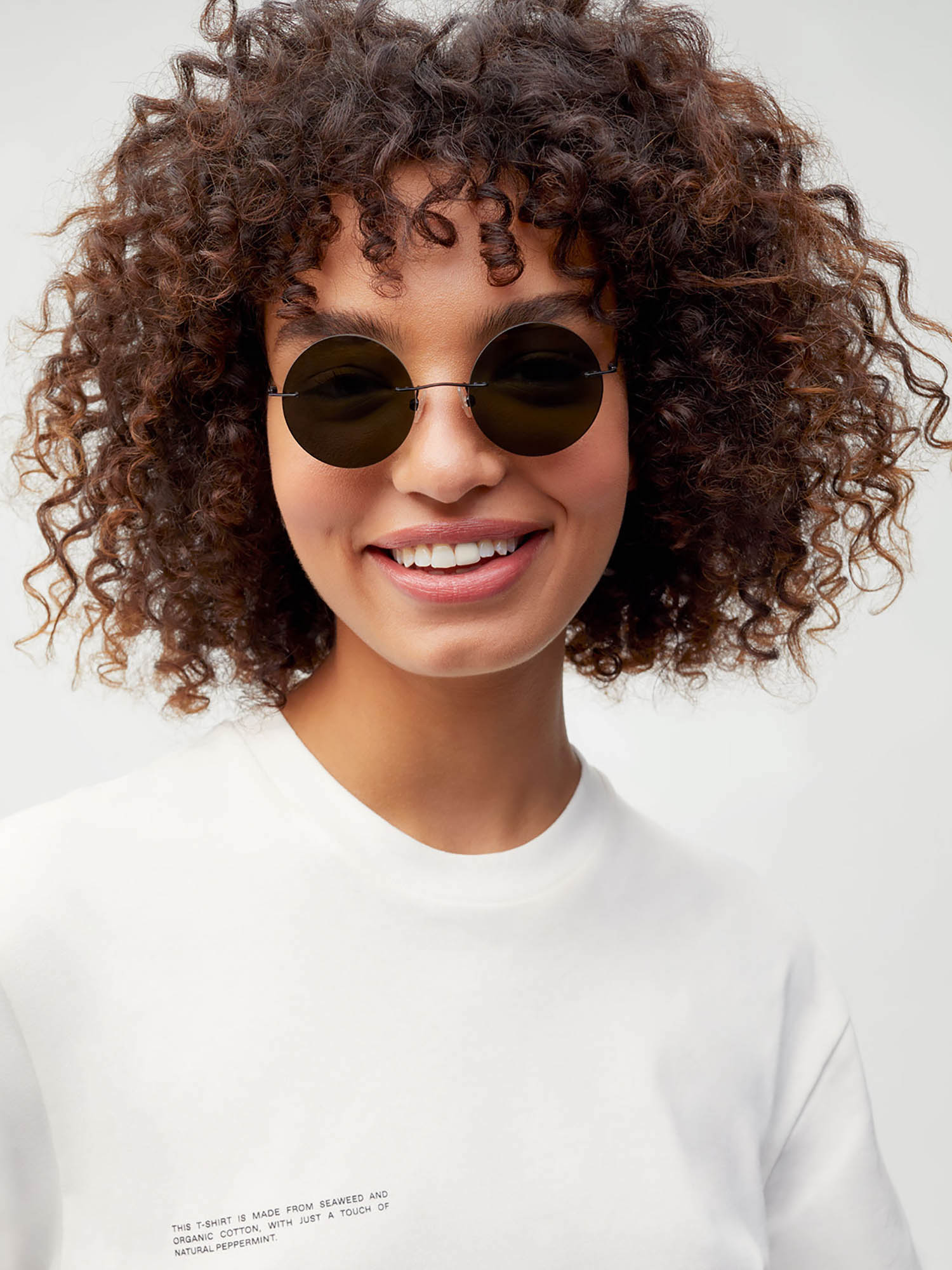 sunglasses made from carbon capture and transformation