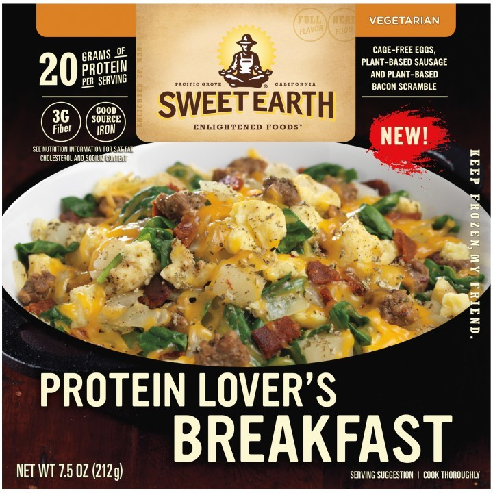 Honestly, Sweet Earth probably has the widest range of plant-based proteins on the market (Image credit: Sweet Earth)