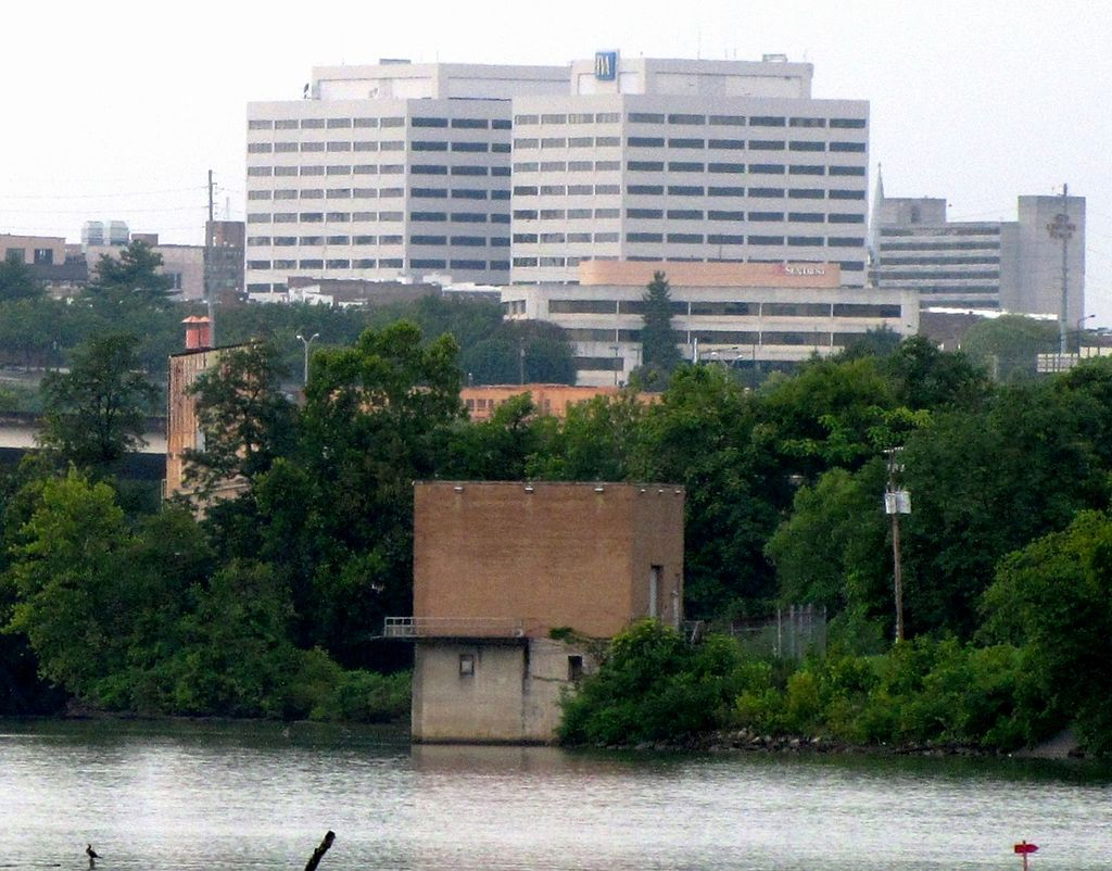 The TVA's headquarters in Knoxville, TN. Image credit: Brian Stansberry/Wiki Commons