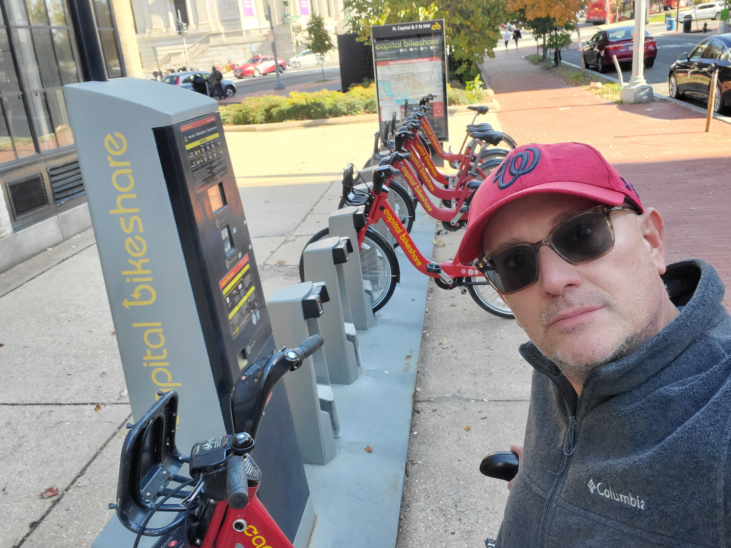 Capital Bikeshare in D.C. is one of the more successful bike share programs in the U.S.
