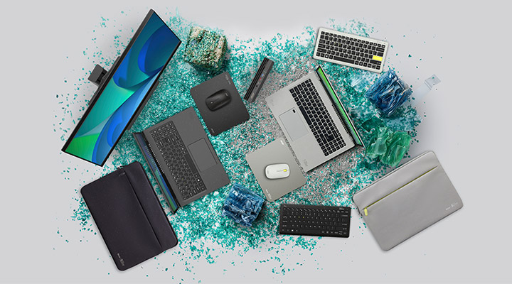 Acer's Lineup of Eco-friendly Vero Products