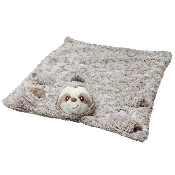 sloth baby blanket holiday gift