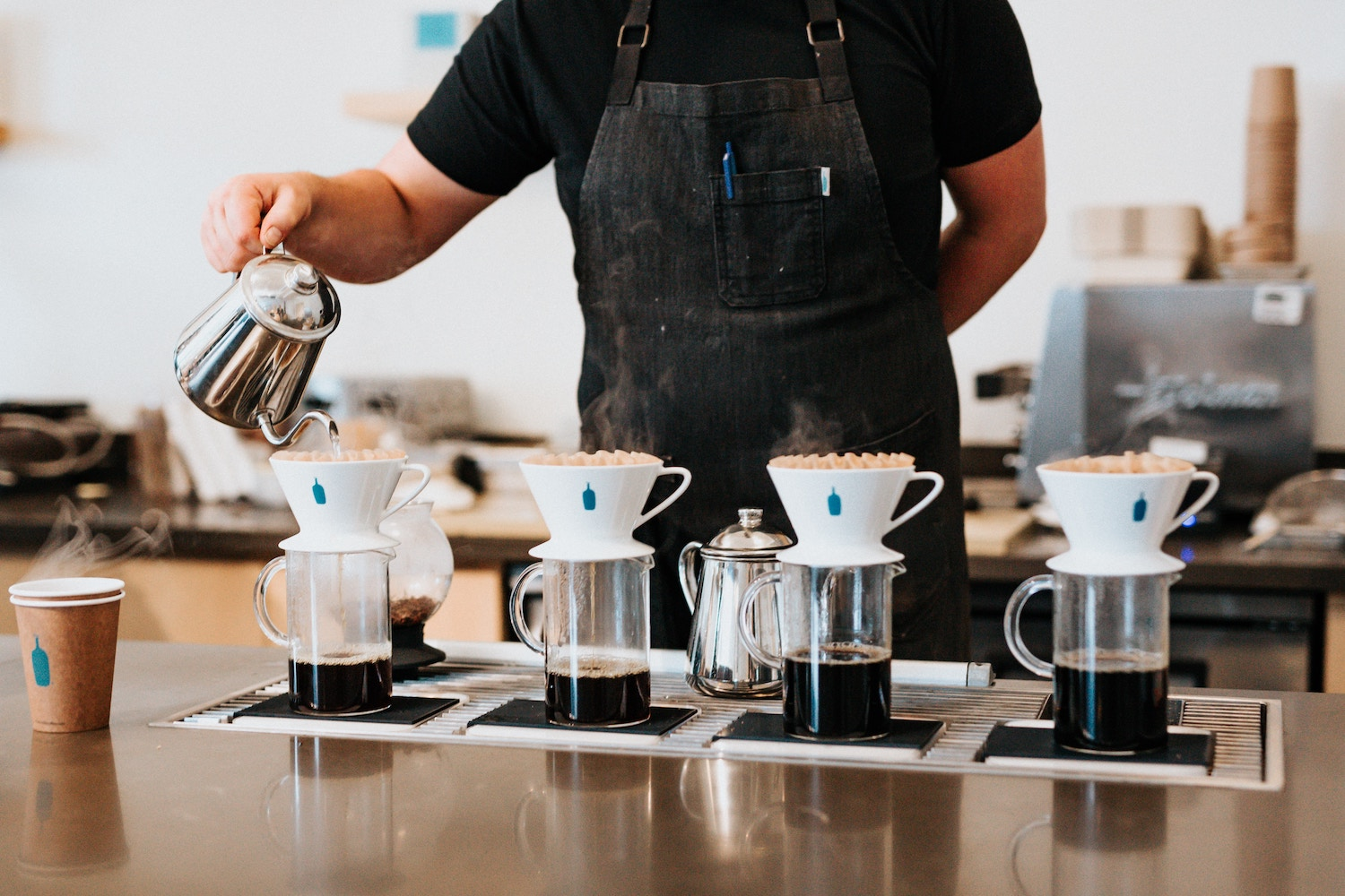 Blue Bottle Coffee sustainability