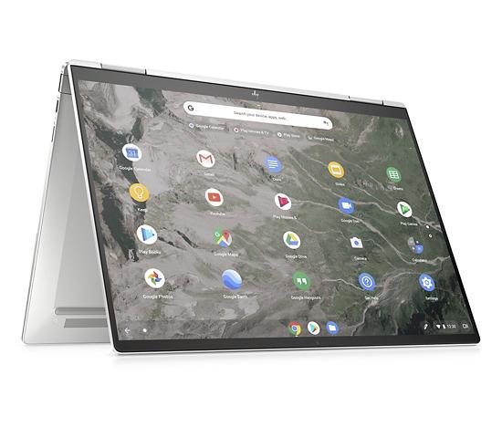 HP Chromebook ocean-bound plastic