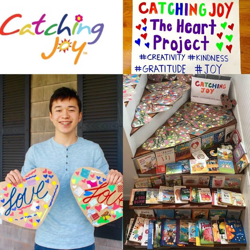 Catching Joy