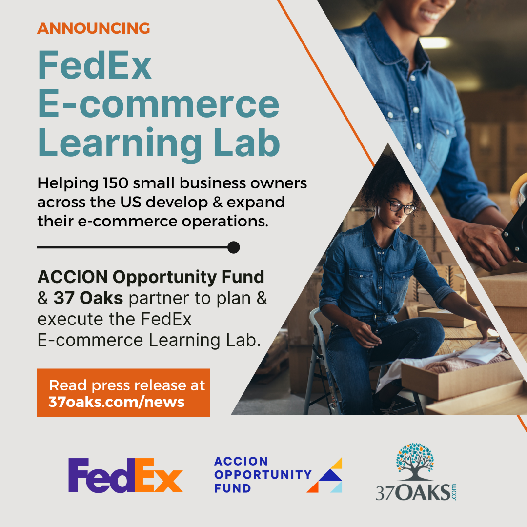 FedEx commerce learning lab announcement
