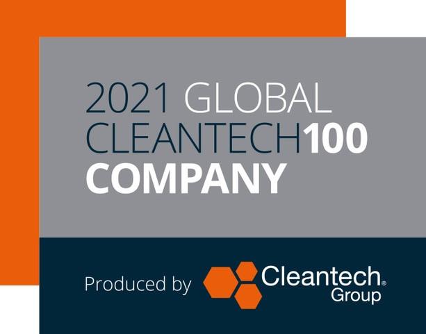 2021 global cleantech 100