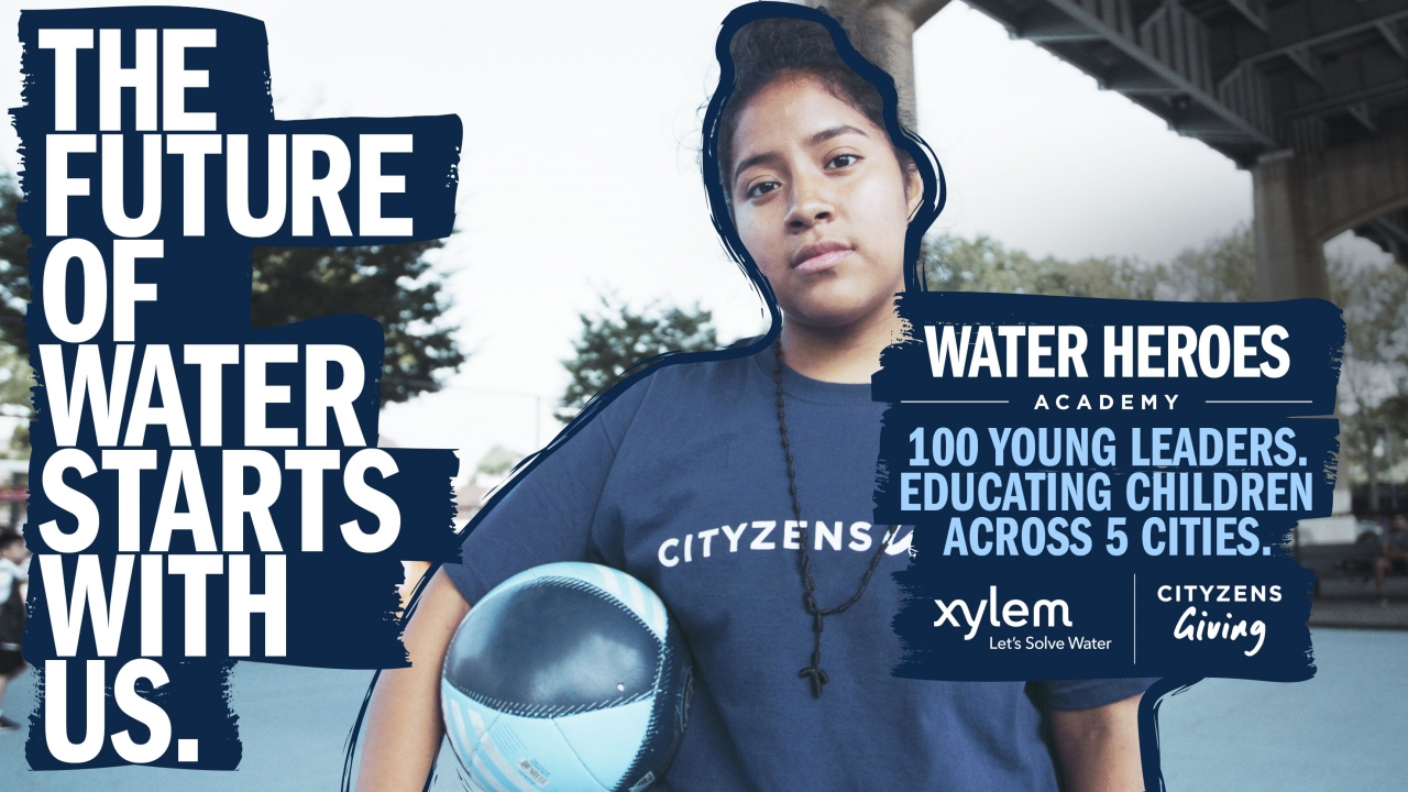 The future of water starts with us