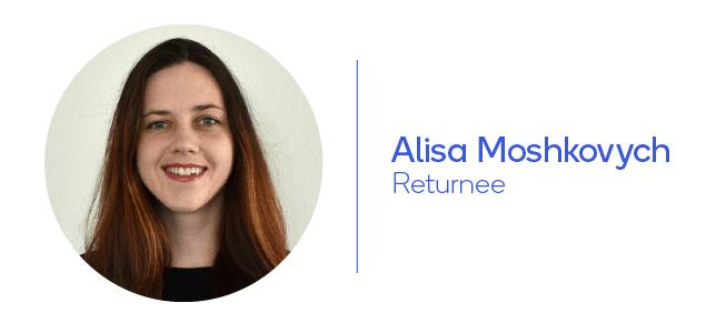 Alisa Moshkovych