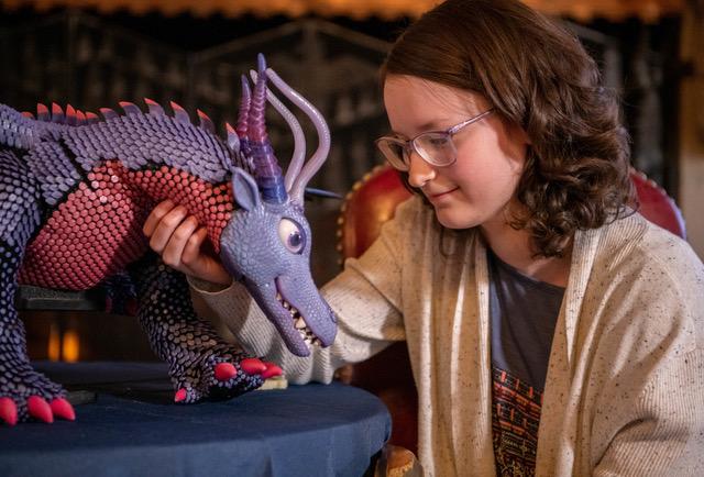 Belle's dragon