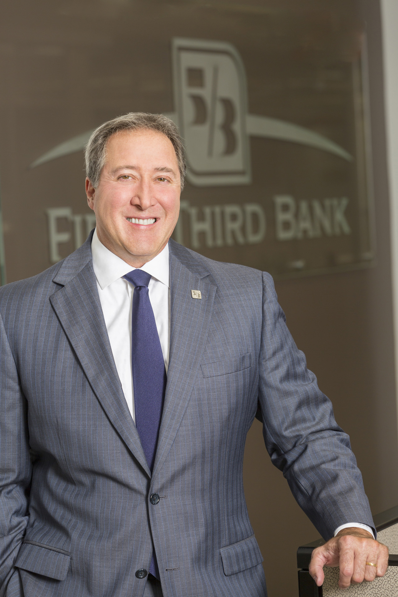 Greg Carmichael, chairman and CEO of Fifth Third Bank