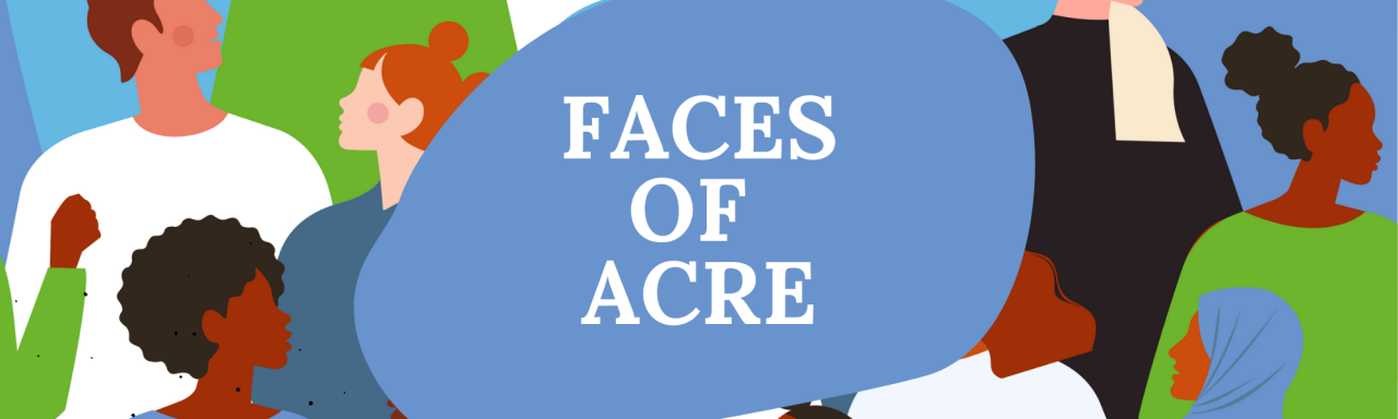 faces of acre banner